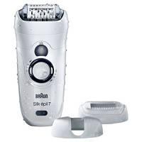 Braun Silk-Epil 7 7-531 Wet & Dry Epilatore Gambe Senza Filo con 3 Accessori